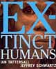 Book cover of Extinct Humans